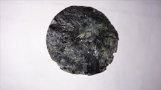 Another Nuummite sample from our quarry in Finland as raw stone.