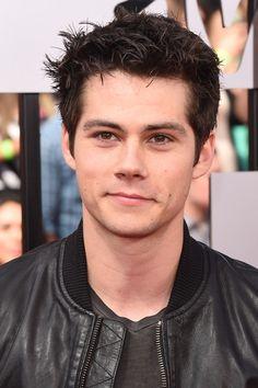 Dylan O'Brien - 2014 MTV Movie Awards - Arrivals