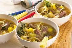 Einfach Lecker Rezept | Weißkohl-Stew
