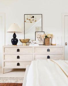 My Parents' Guest Bedroom Makeover - bedroom inspirations Home Bedroom, Bedroom Decor, Master Bedroom, Ikea Bedroom, Bedroom Ideas, Bedroom Designs, Modern Bedroom, Gray Bedroom Furniture, Modern Vintage Bedrooms