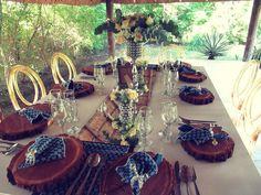 Shweshwe Traditional Decor Traditional Wedding Decor, African Traditional Wedding, Wedding Decorations, Table Decorations, Event Decor, African Fashion, Futuristic, Party Planning, Afro