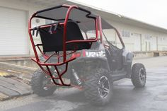 Don't forget, now through Presidents' Day (Feb 17th) you get $150 off all of our 4 and 6 seat Polaris RZR Cage Extensions. They include Cage, Rear Bench Seats, and Lap belts. Shipped anywhere in the lower 48 for $199.
