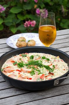 Sommarkorv året runt Food N, Good Food, Food And Drink, Fodmap, 300 Calorie Lunches, Food From Different Countries, Food For The Gods, Wine Recipes, Cooking Recipes