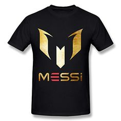 """Lionel Messi FC Barcelona """"Air Messi"""" T-Shirt KING THREADS"""