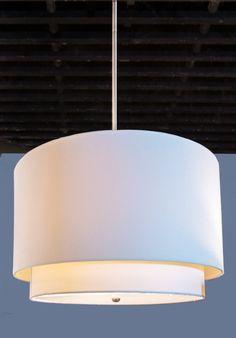 Cataldo 3-Light Drum Pendant