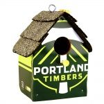 Portland Timbers Birdhouse for backyard fans.