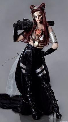 Nicole's Cyborg