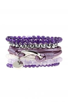 #lilac spark I #arm #candy combiNATION by NEW ONE I NEWONE-SHOP.COM