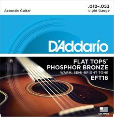 D'Addario - EFT16 - La Boite Noire du Musicien