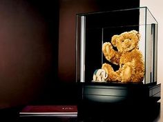 $71,500 bear...real gold fur!!!haha i know you'll  love this mom!