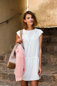 summer outfit. Via remain simple
