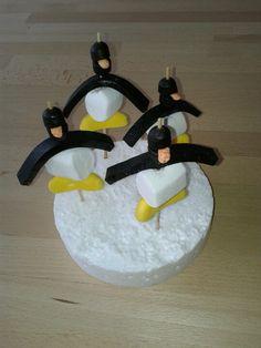 Pinguïn traktatie