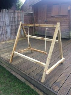 Building A DIY Chicken Coop If you've never had a flock of chickens and are considering it, then you might actually enjoy the process. It can be a lot of fun to raise chickens but good planning ahead of building your chicken coop w Portable Chicken Coop, Best Chicken Coop, Backyard Chicken Coops, Chicken Coop Plans, Building A Chicken Coop, Backyard Farming, Chickens Backyard, Backyard Playground, Chicken Swing