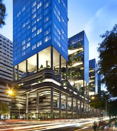 PARKROYAL on Pickering, est l'un des derniers hôtel PARKROYAL qui a ouvert ses portes au cœur de Singapour...
