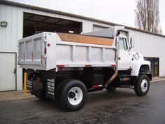 4x4 5yard dump trucks | USED 1996 FORD Dump Truck L9000 for sale