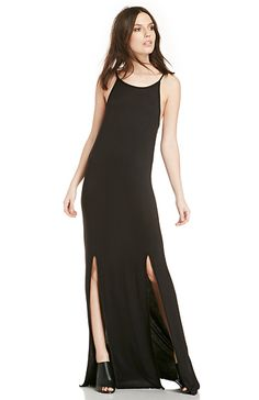 The Fifth Label Play It Right Maxi Dress in Black XS - M | DAILYLOOK