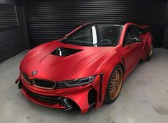 BMW! Check out Facebook and Instagram: @metalroadstudio Very cool!