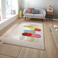 The Coda II Rug IX02 has been designed by Inaluxe in Australia with an understated, yet stylish design and a subtle selection of colours that are destined to suit most modern decors.