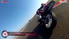 Incredible morocycle battle!! - Last 2 laps onboard - Honda CBR600RR