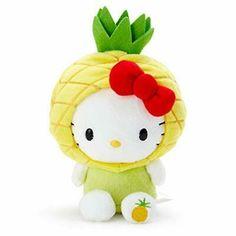 (Ad eBay Url) Hello Kitty Sanrio [New] Stuffed Toy Plush Doll (fruit) Japan