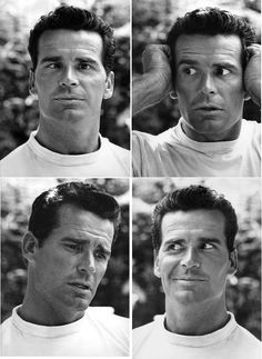 James Garner photographed by Leo Fuchs