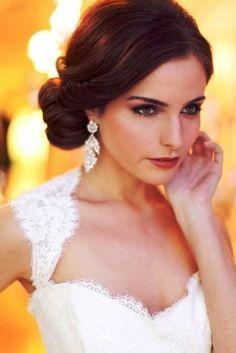 Trendy Vintage Wedding Hairstyles, vintage updo wedding hairstyles ...