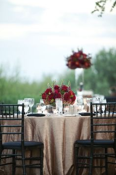 Wedding Trend Alert 2015 How to Use Marsala in Your Color Scheme