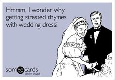 wedding Quotes stress - Wedding memes to help you get through the stress of wedding planning - Articles - Easy Weddings Wedding Planning Memes, Wedding Jokes, Wedding Tips, Wedding Fun, Event Planning, Dream Wedding, Wedding Bells, Perfect Wedding, Wedding Stuff