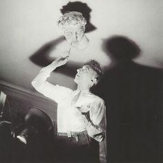 Jean Cocteau, 1934  Photo: Boris Lipnitzki