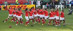 Rugby union is the national sport in Tonga. Soccer has a following, while judo, surfing, volleyball, and cricket have gained popularity in recent years. Rugby league is also played