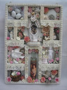 -vintage-victorian-style?: Shabby Chic Shadows Boxes, Style Shabby ...