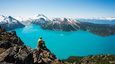 Discover old growth forest, glacial lakes, alpine meadows, unique wildlife and endless skies.