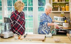 Chef Anne Burrell Cooks - Home & Family