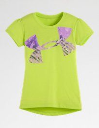 7dacfd7e9f013c Pre-School Girls  Clothing from Under Armour Under Armour Girls
