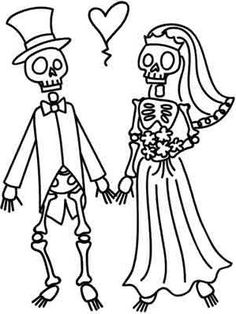 Skeleton Wedding_image