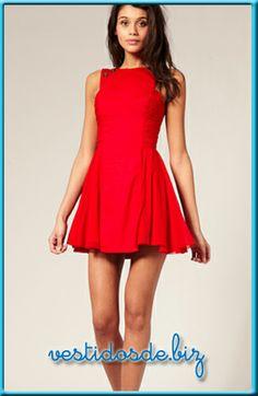vestidos-de-graduacion-cortos-modernos-a-la-moda-minivestidos-ceñidos-con-falda-de-vuelo-escote-en-la-espalda-sensuales-asos-rojos-colores