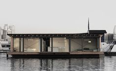 ღღ Berlin - The boat seen from the Spree river - you can actually rent it. Click the link for the info