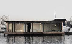 ღღ Berlin - The boat seen from the Spree river - you can actually rent it. Click the link for the info