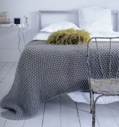 cool yet cozy...Love the blanket