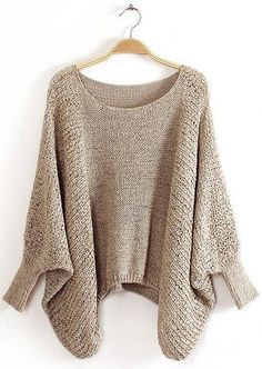 Love this sweater! Chunky Knit ...