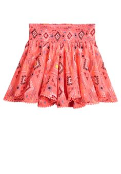 Printed Skirt (original price, 29.90) available at #Justice