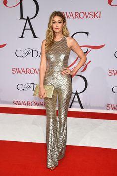 CFDA Awards 2015: os looks do tapete vermelho da premiação - Vogue | News
