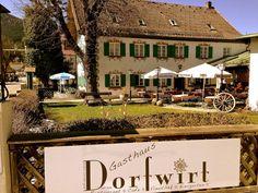 Willkommen beim Dorfwirt in Unterammergau