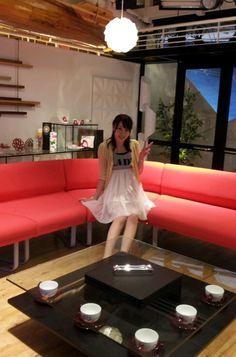藤江れいなオフィシャルブログ「Reina's flavor」 :  2012/09/13 http://ameblo.jp/reina-fujie/entry-11353568306.html