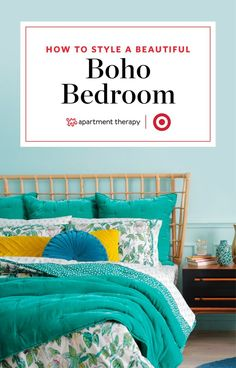 Boho meets global in Target's new collection. Give your room an exotic and affordable makeover with this beautiful maximalist decor. Target Bedroom, Target Bedding, Bedding Master Bedroom, Home Bedroom, Bedrooms, Urban Bedroom, Bedroom Inspo, Bedroom Inspiration, Bedroom Ideas