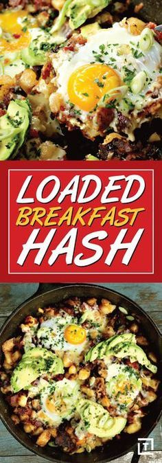 Bacon and Egg Breakfast Hash Recipe Video - Thrillist