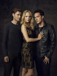 the Vampire Diaries casts