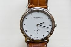 Minute repeater - Six Masterpieces by Blancpain in 1992