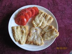 Fish-Swai with tomatoes