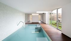 1000 images about indoor pool on pinterest indoor swimming pools indoor pools and swimming for Chlorine free swimming pool london
